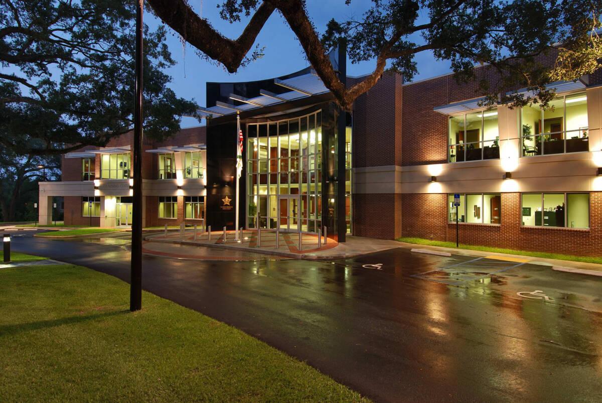 FLORIDA SHERIFFS ASSOCIATION NEW ADMINISTRATION BUILDING