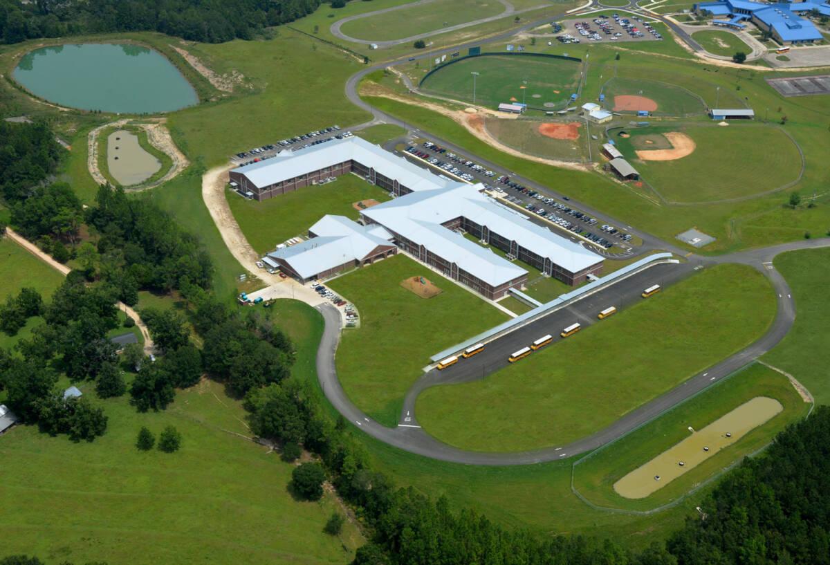 HOLMES COUNTY NEW K-8 SCHOOL