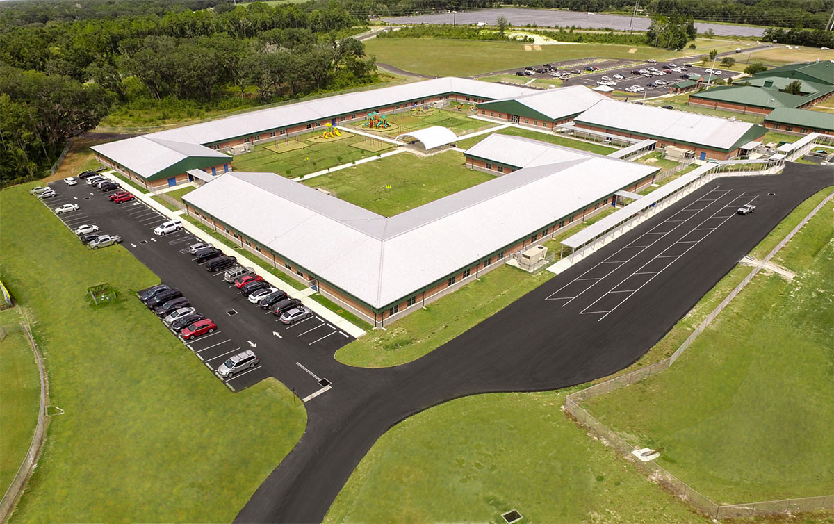 TAYLOR COUNTY NEW K-2 SCHOOL