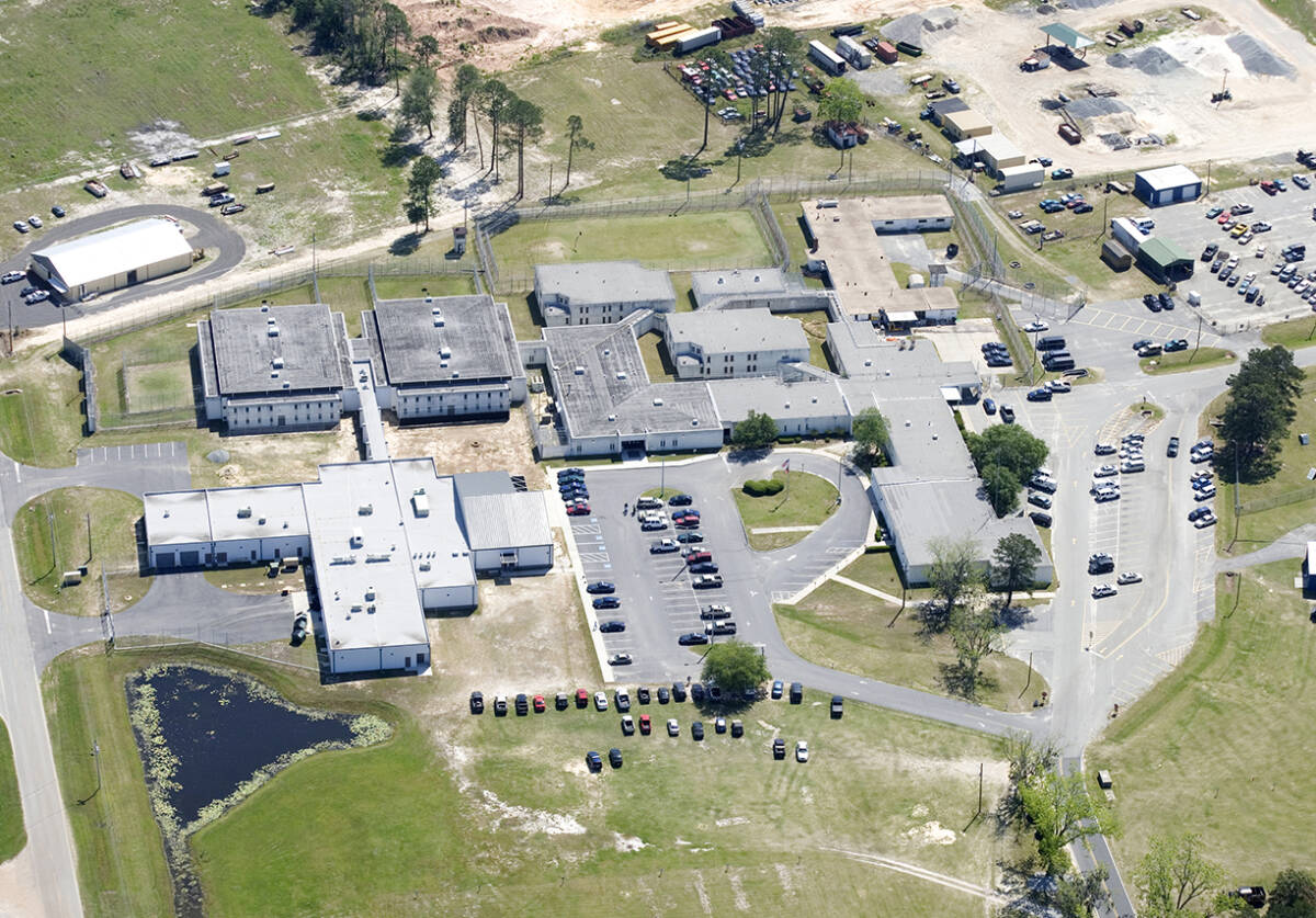LOWNDES COUNTY JAIL PHASE 2