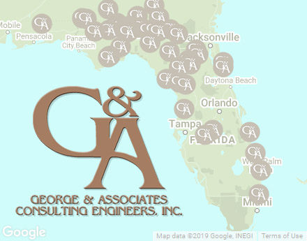 G&A Project Map