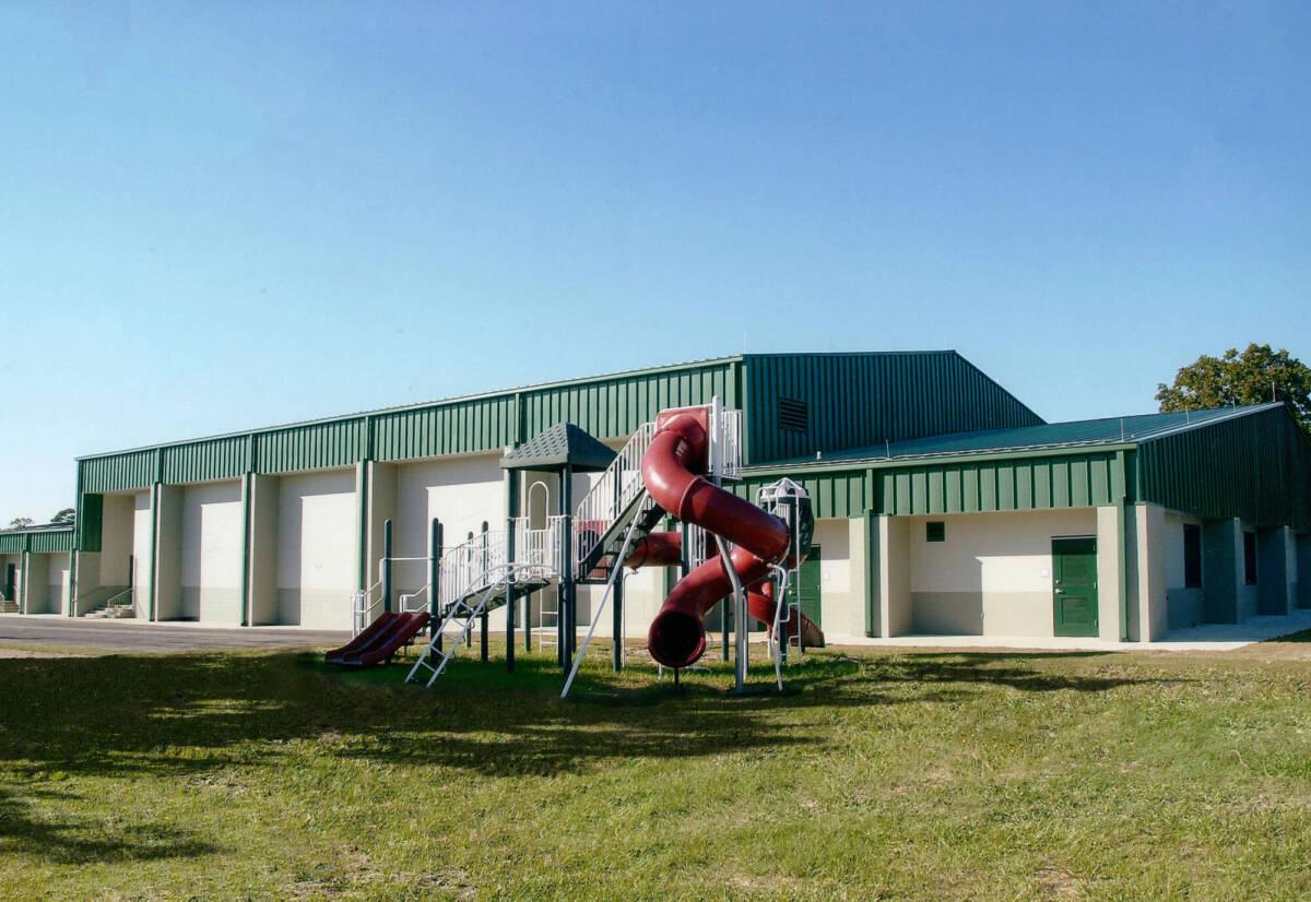 Steinhatchee Gym and Classroom