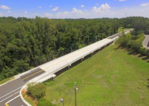 Aerial of Bridge
