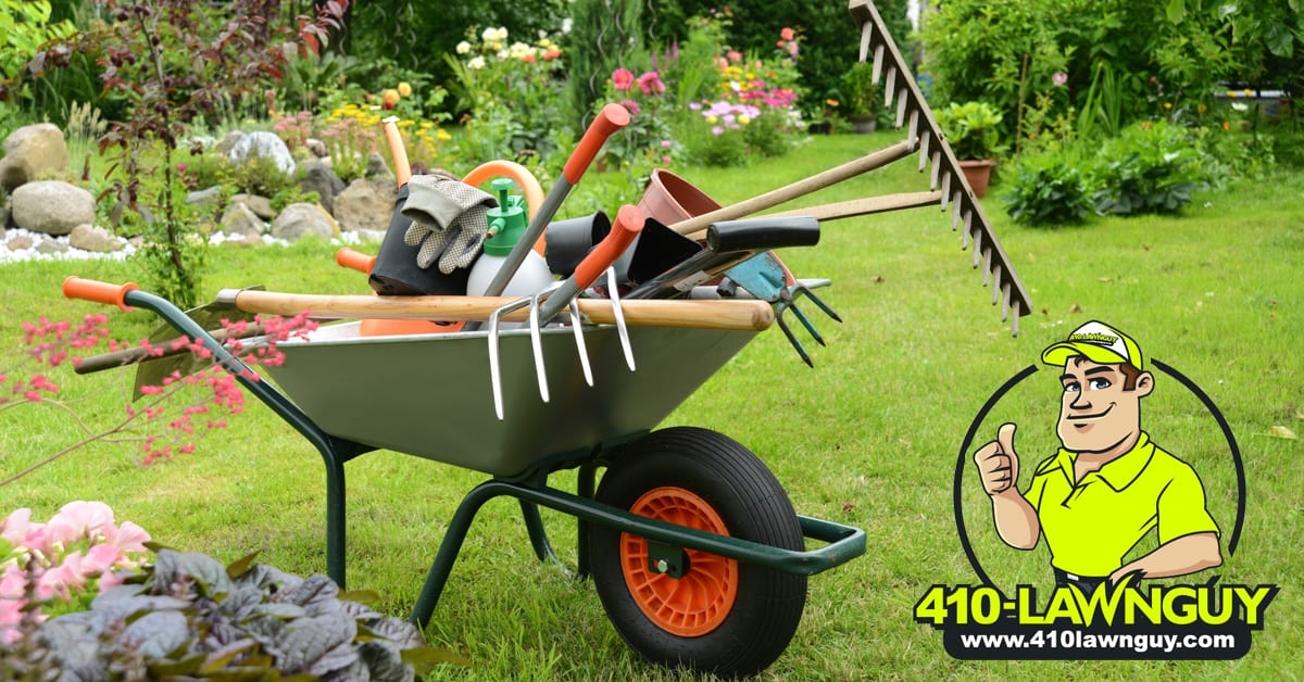 Prepping Your Lawn for Spring
