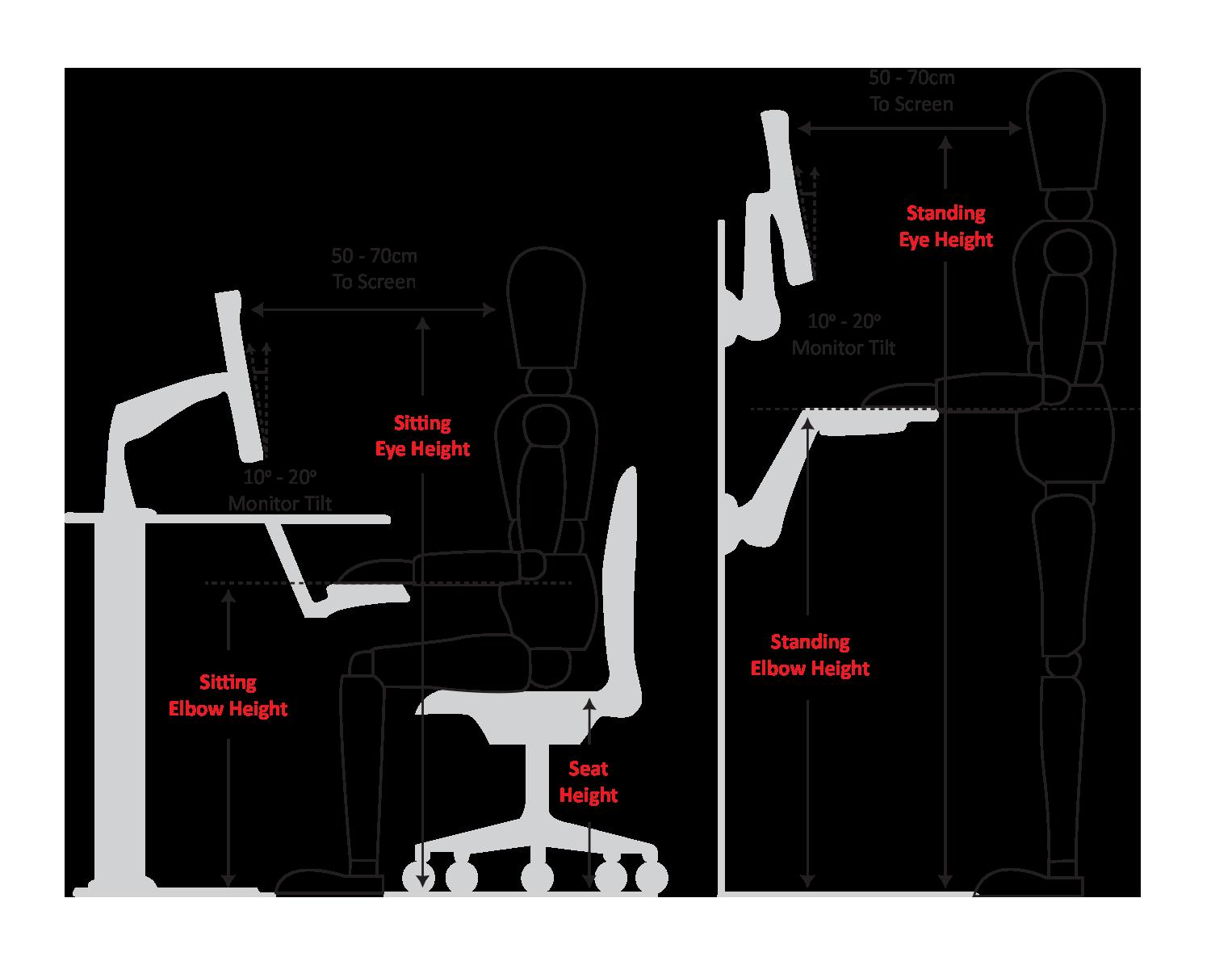 Ergonomic Postures
