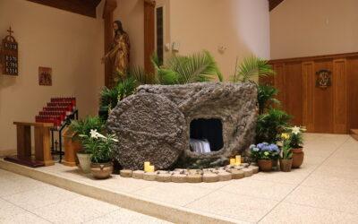 Fr. Dave Update- 4/8/2021