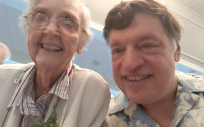 Some photos from Sr. Eleanor's Retirement Celebration