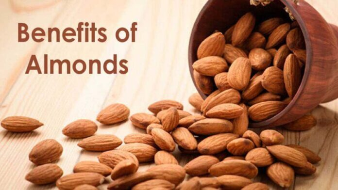 Benefits of eating 12 Almonds every day