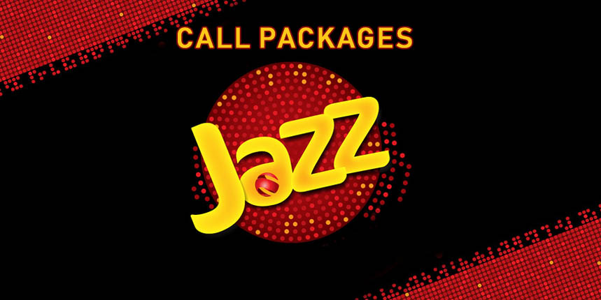 Jazz Call Packages Prepaid and Postpaid