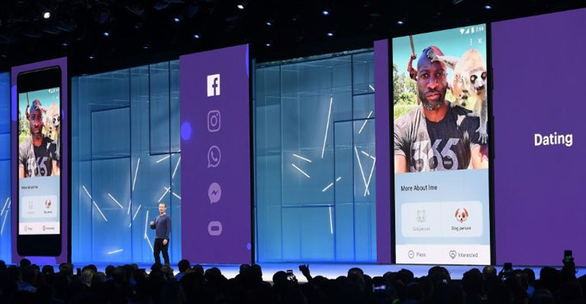 Facebook launches online dating service in United State