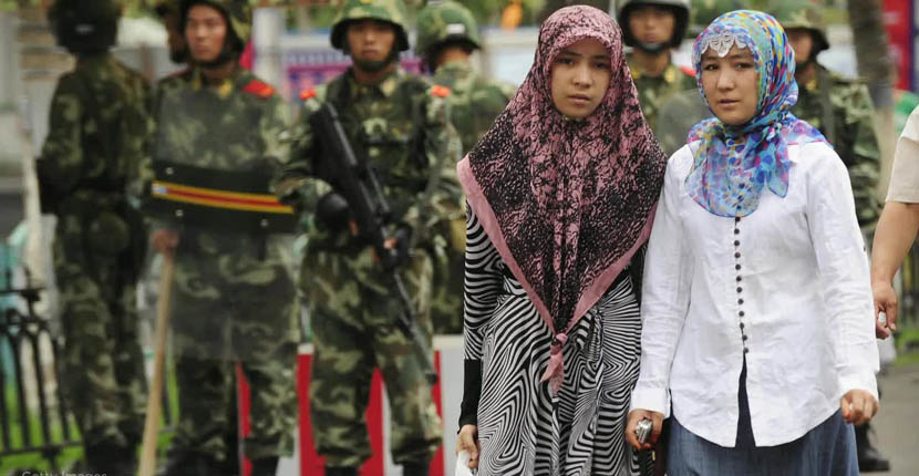 China is reportedly sending men to sleep in the same beds as Uighur Muslim women while their husbands are in prison camps