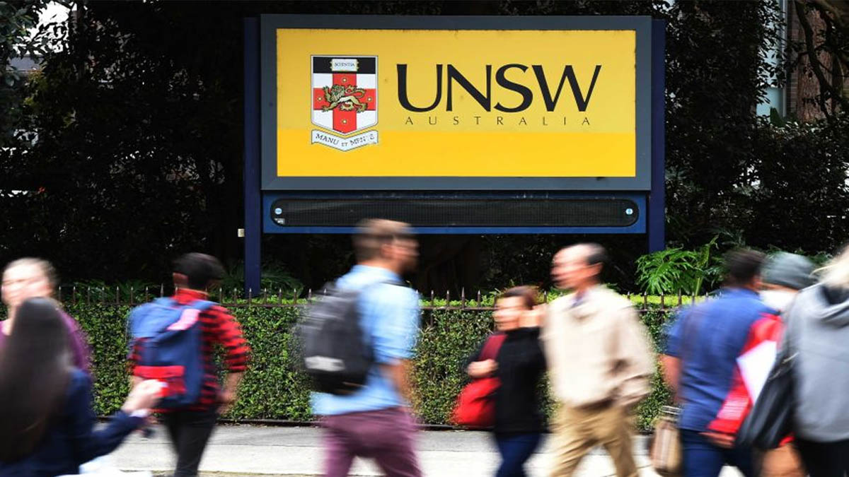 UNSW Australia under fire for deleting social media posts critical of China over Hong Kong