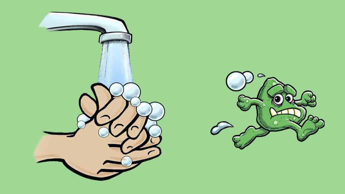 Soap Is More Effective Than Sanitizer Against COVID-19