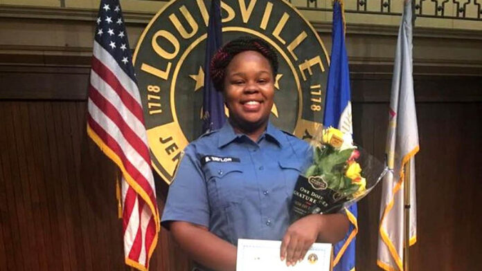 Louisville police to fire 2 cops involved in fatal shooting of Breonna Taylor