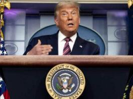 Trump again calls for $2,000 stimulus checks as Covid aid bill remains in flux