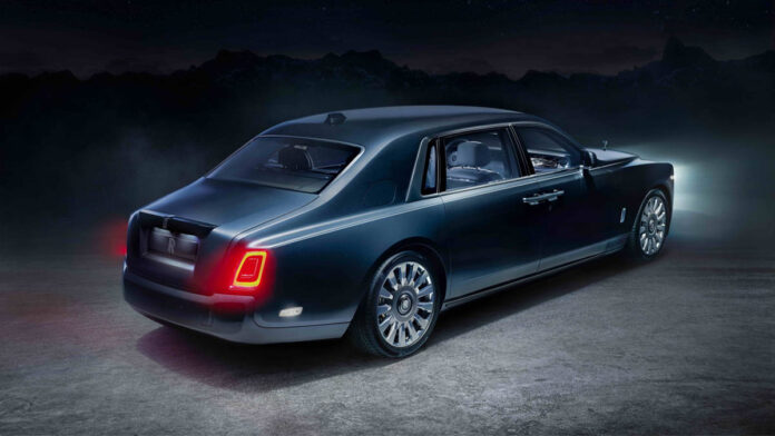 Rolls-Royce Unveils Phantom Tempus Collection Inspired by Time & Universe