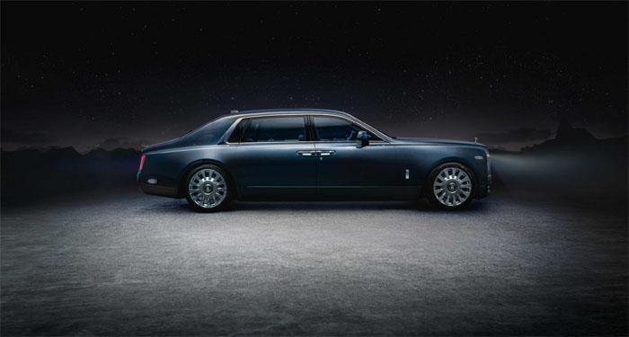 Rolls Royce side