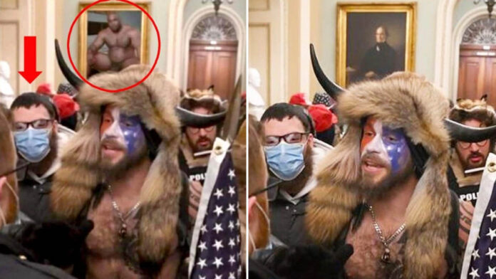 Meme of naked man accidentally included in FBI docs for Capitol rioter case