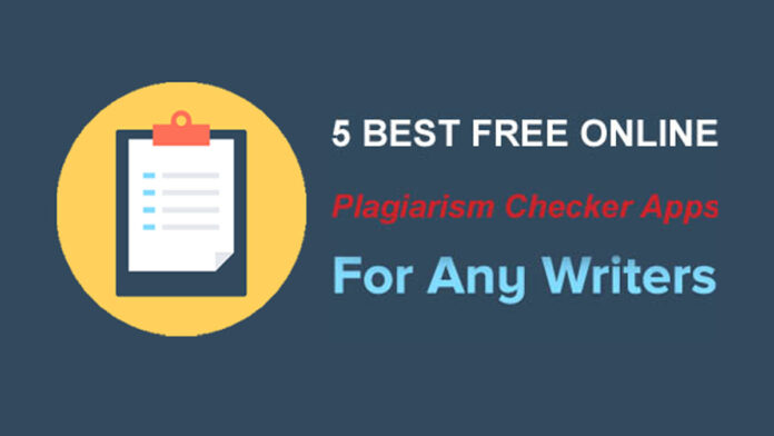 5 best plagiarism checker apps to use on mobile