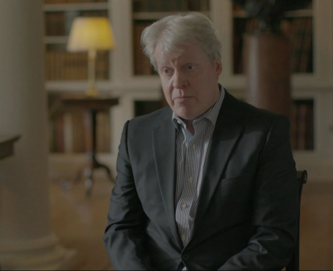 Earl Spencer says Diana's death is linked to the Martin Bashir interview
