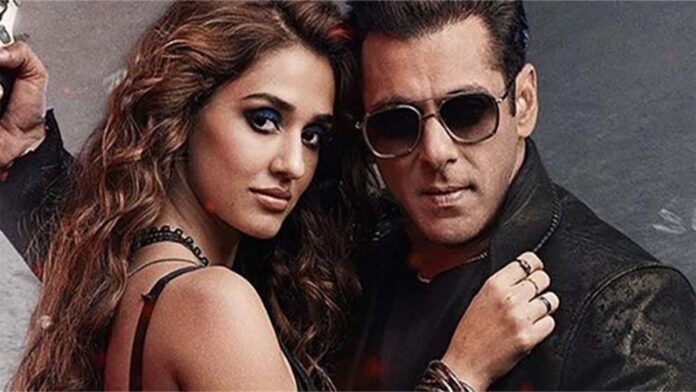 Salman Khan, Disha Patani starrer 'Radhe' creates history as it becomes most watched film on day one
