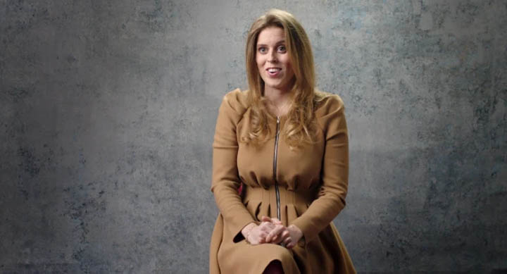 Pregnant Princess Beatrice was admitted to hospital
