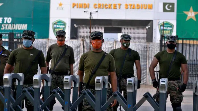 Pakistan says threat to NZ cricketers originated in India