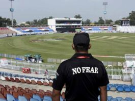 England cancels cricket tours of Pakistan over security concerns