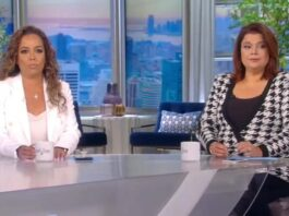 Two hosts of The View test positive for Covid ahead of interview with Harris