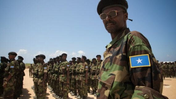 सोमालिया में अल शबाब के नौ आतंकवादी ढेर