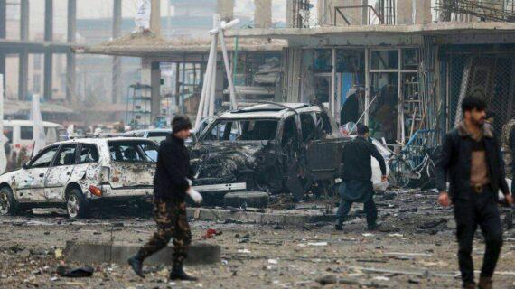 कोलंबिया में कार बम विस्फोट 35 सैनिक घायल