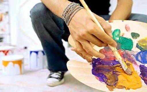 पेंटिंग के क्षेत्र में भी हैं अवसर