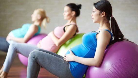 गर्भावस्था में व्यायाम होता है लाभदायक