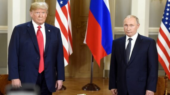 अमेरिका को रूस के साथ बैठक से कुछ नहीं मिला:ट्रंप
