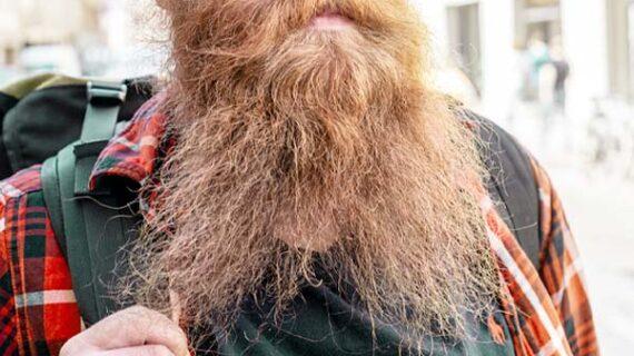 लंबी दाढ़ी वालों को कोरोना का ज्यादा खतरा