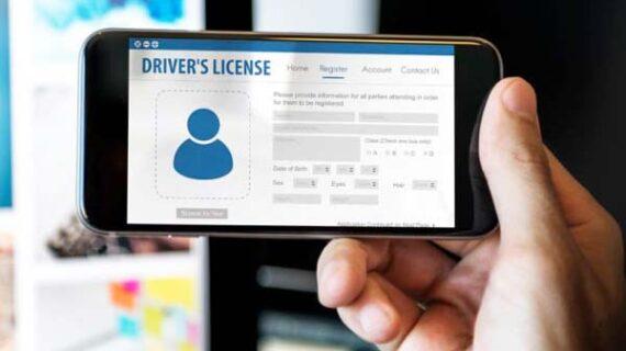 ड्राइविंग लाइसेंस को अब रख सकते हैं अपने स्मार्टफोन में