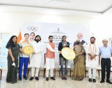 पी.वी.सिंधु भारत की सर्वश्रेष्ठ ओलंपियनों में से एक: खेलमंत्री अनुराग