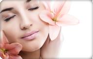 Make-up and eye treatment