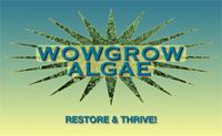 WOWGROWAlgae logo