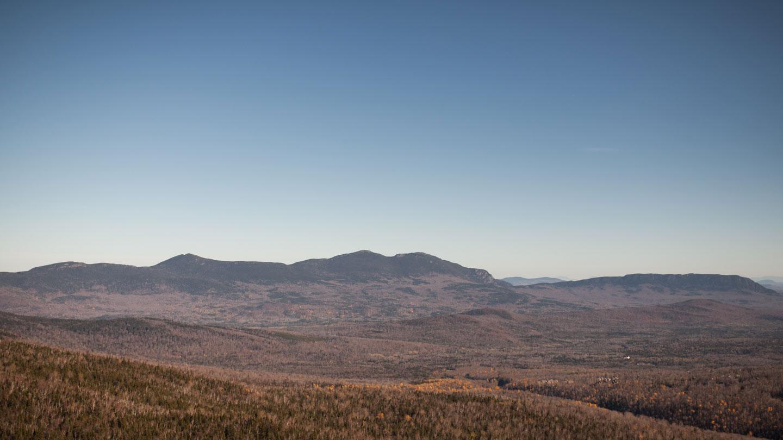 The Bigelow Range