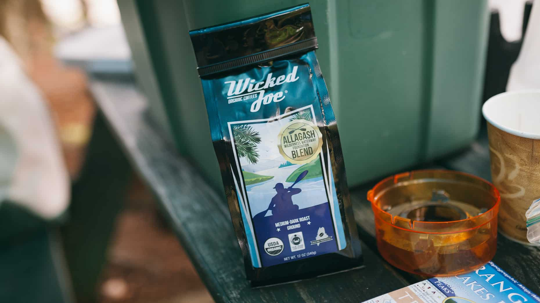 Wicked Joe coffee, Allagash Blend