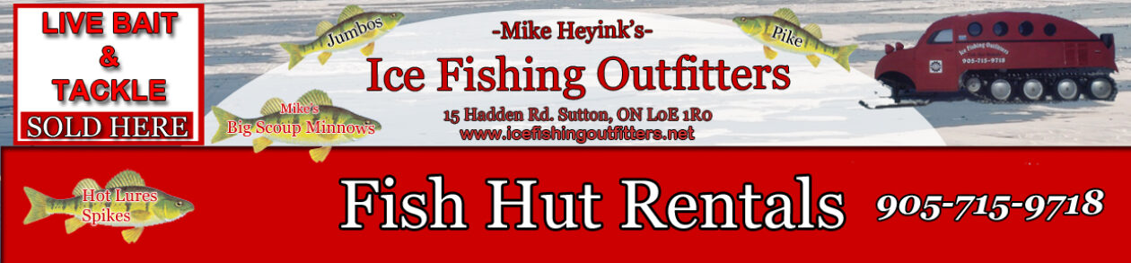 Ice Fishing Outfitters