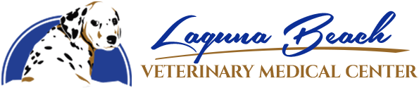 Laguna Beach Veterinary Medical Center - Logo