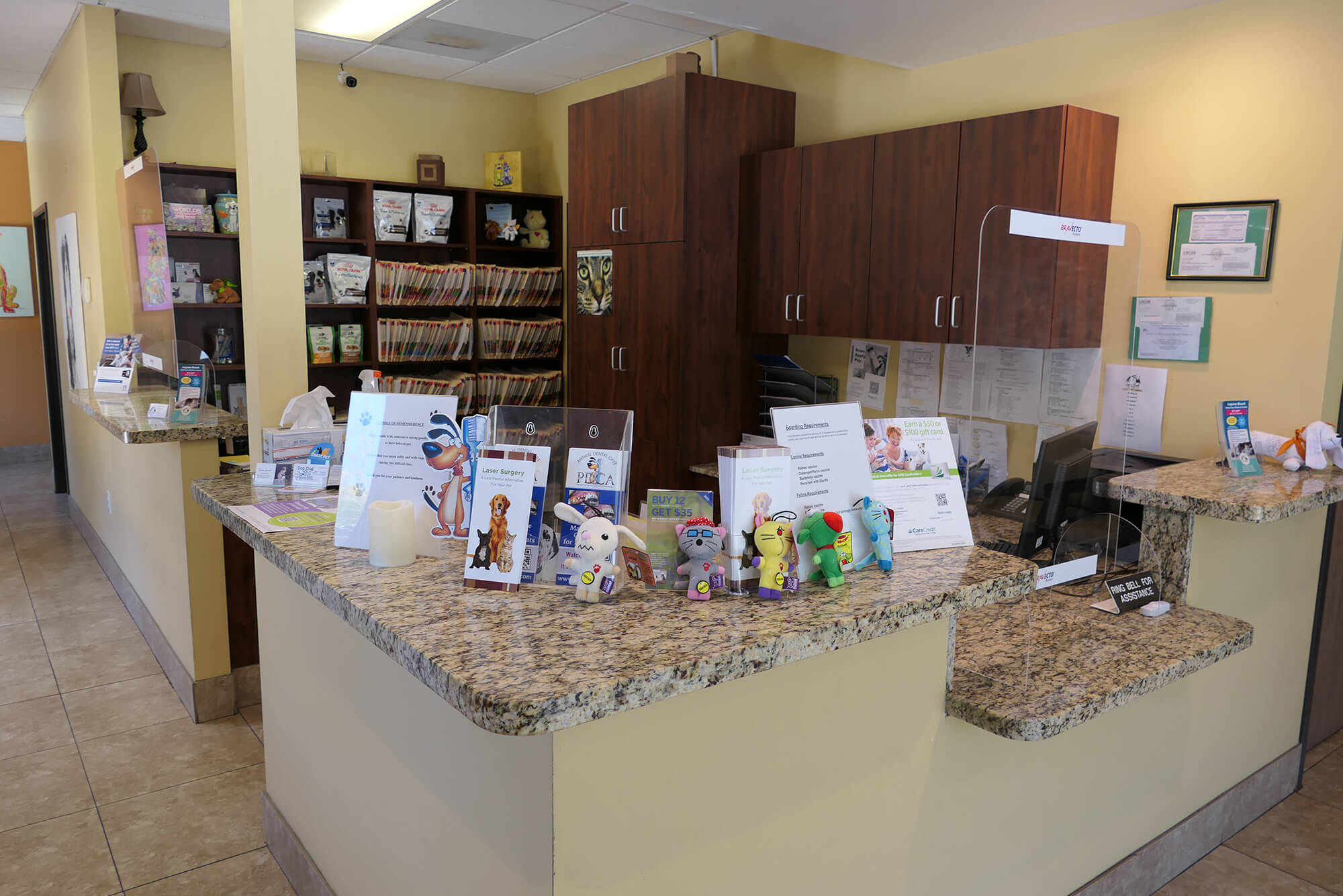 Laguna Beach Veterinary Medical Center - Pet Care for Dogs and Cats - Gallery Photos