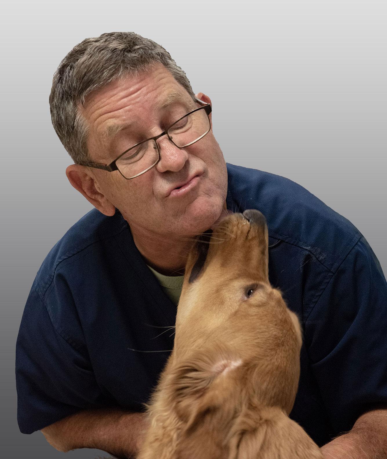 Laguna Beach Veterinary Medical Center - Team - Jack