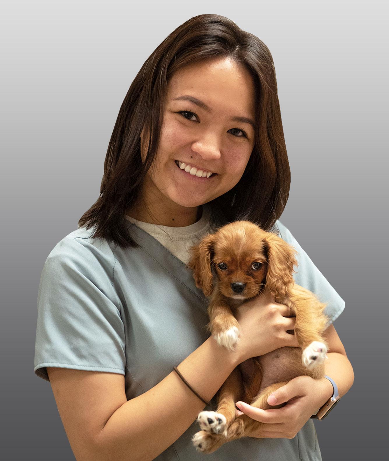 Laguna Beach Veterinary Medical Center - Team - Penny