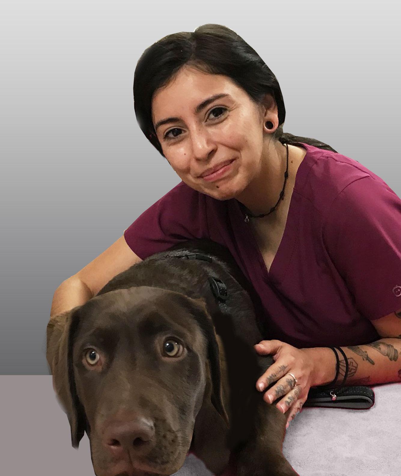 Laguna Beach Veterinary Medical Center - Team - Ann Moreno