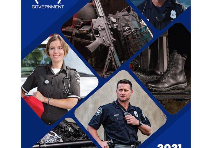 LE Cadet Catalog Cover