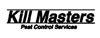 PestcontrolKillmaters logo