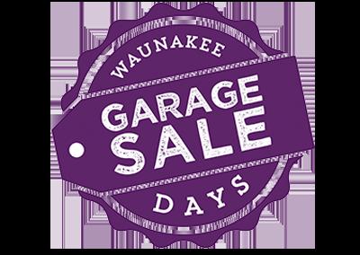 Waunakee Garage Sale Days